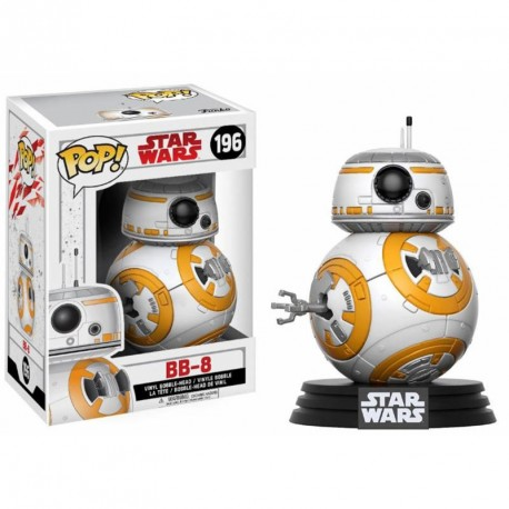 Figurine Pop star wars BB-8 ludygame