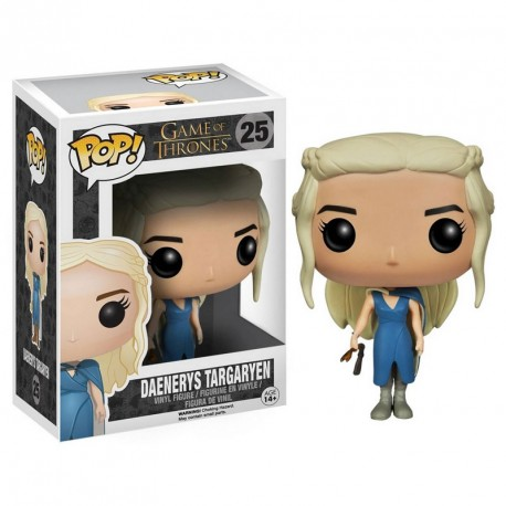figurine pop mhysa daenerys game of thrones ludygame