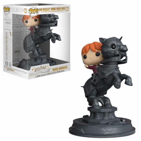 figurine pop ron sur le chevalier ludygame