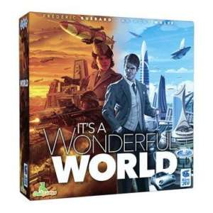 it-s-a-wonderful-world jeu en livraison